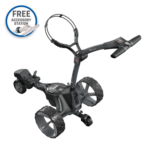 Motocaddy M7 REMOTE Electric Trolley